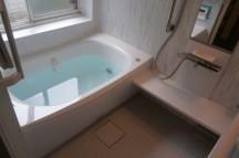 浴室リフォーム工事 緑町T様