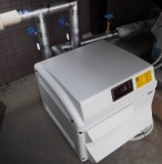 所沢市 給水ポンプ取替 集合住宅